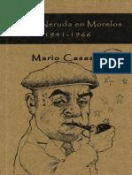 Casasus Pablo Neruda en Morelos 1941 1966