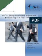 BYOD Enterprise Security Architecture Master Thesis - Vasileios Samaras