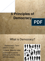 5 Principles of Democracy.ppt
