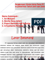 Presentation Manajemen Keuangan