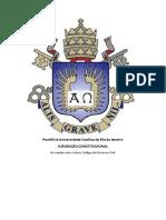 Jurisdição Constitucional - Thiago Varela PUC RJ 2016