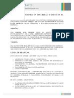 Asesoria en Seguridad y Salud en el Trabajo CLL S&H.pdf