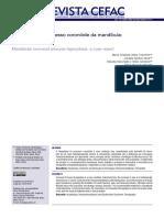 Mandibular coronoid process hyperplasia a case report.pdf