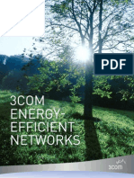 Energy Efficiency & Green IT