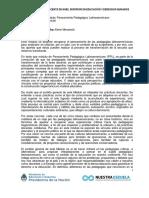 Pensamiento Politico Latinoamericano Programa