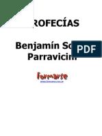 Benjamin Solari Parravicini - Profecias