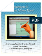 StLukes Physician Training Manual 8-07-07