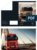 Fa Mb Brochure Actros 210x297mm (010416) Rev 02