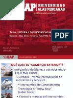 1 Historia y Evolucion de La Aduana en El Peru(1)