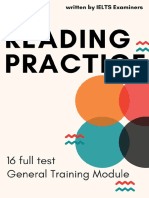 10  [Ebook] IELTS Reading Recent Tests with Answer Key pdf
