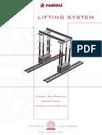 Hydraulic Gantry Lifting System