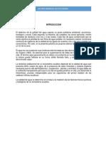 Informe Rio Chonta