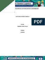Evidencia 3 Informe Identificacion de Las Tecnologias de La Informacion
