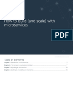 eBook How to Build and Scale With Microservices