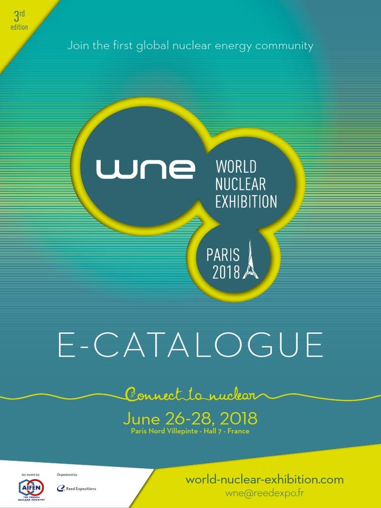 Kiloutou Rue De Rome dedans world nuclear catalogue 2018 e catalogue   science and technology