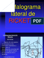 Ricketts - Cefalograma Lateral (1)