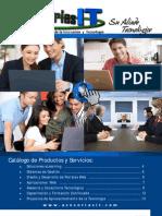 Portafolio de Soluciones de Innovación y Tecnología