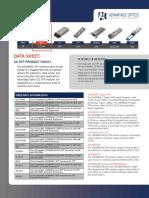 AO DataSheet SFP Referencia