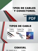 Tipos de Cables y Conectores