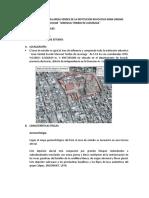 Mejoramiento de Las Áreas Verdes de La IE GUE Mariscal Toribio de Luzuriaga