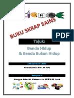 Cover Buku Skrap