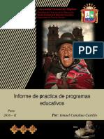 Informe de Práctica II