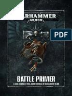 Warhammer 40K Battle Primer Portuguese 2
