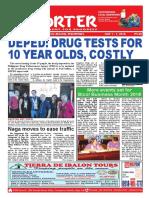 Bikol Reporter July 1 - 7, 2018 Issue