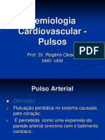 Semiologia - pulsos