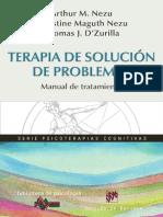 Goldfried y D´zurilla solución de problemas