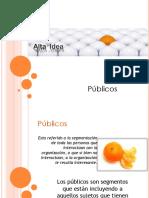 Publico RRPP