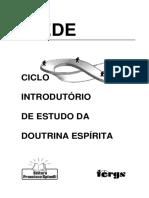 Ciclo Introdutório de Estudo da Doutrina Espírita (CIEDE).pdf