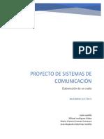 Reporte de Comunicacion