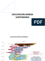 02.- Presentación1-Metodos de Explotación Subterranea