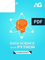Data Science Acadgild