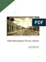 Early Filmmaking in Tucson