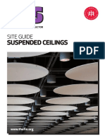 FIS Site Guide Suspended Ceilings