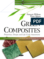 Green Composites - Properties, Design and Life Cycle Assessment (2010)