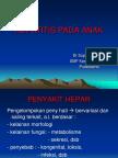 K29 - Hepatitis Anak