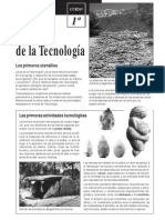 Ficha - Orígenes de la Tecnología