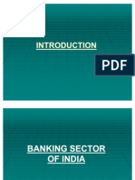 Banking Sector of India