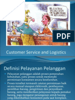 2 Customer Service and Logistics