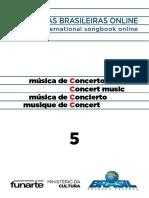 Brazilian Songbook Online Concert 5