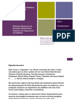 Aula 1 Fundamentos da Pesquisa Cientifica 2014 (Fabio)
