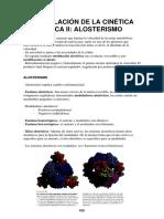 15 - Regulación II - Alosterismo