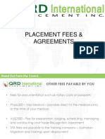 QRDI Fees Orientation