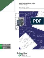 Schneider MV Design Guide (Busbar)