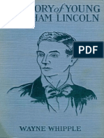 The Story of Young Abraham Lincoln by Wayne Whipple