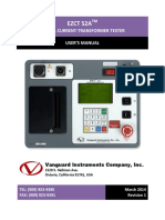 EZCT S2A User's Manual