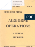 Airborne Operations a German Appraisal